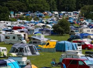 Camper Jam 2018 - Weekend Camping