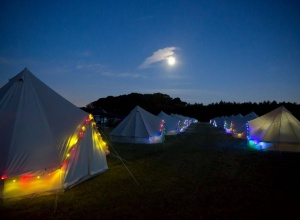 Camper Calling VIP Camping Upgrades